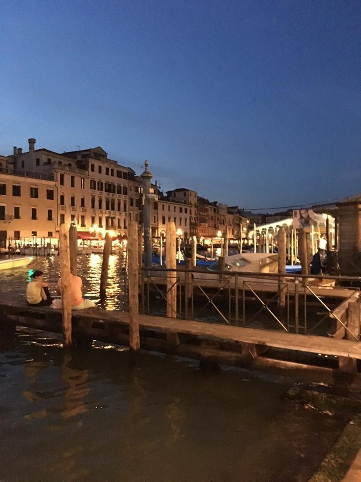 Venice night time